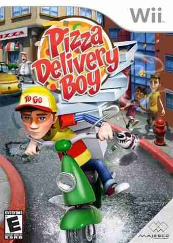Descargar Pizza Delivery Boy [English][WII-Scrubber] por Torrent